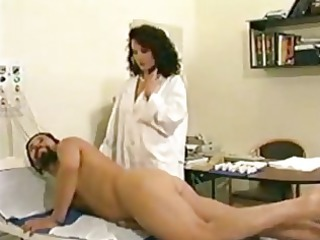 slutty woman medic treatment