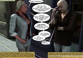 6d comic: vox populi. episode 6