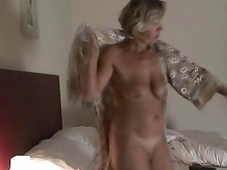 boy drills cougar pussy after crazy gathering