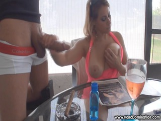 large breast milf chest has her way with large