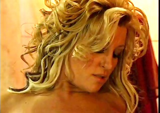 busty jill kelly assbanged in boots and leather