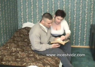son and lascivious mommy
