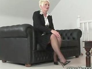 cougar panties fetish