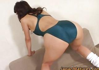 lustful japanese mature women sucking