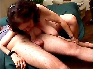 huge boobs grannie 78 yo and still fuckin
