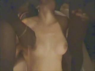 cuckold maiden gangbanged  inside front of fucker
