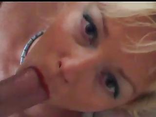 super woman oral drilling
