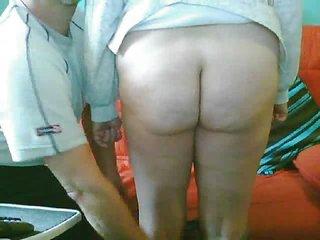 my lady giant anal