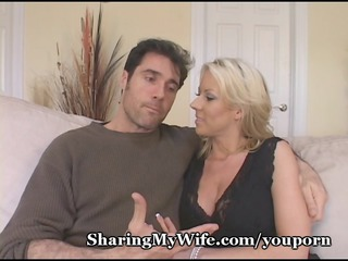 exclusive. extremely impressive wife!