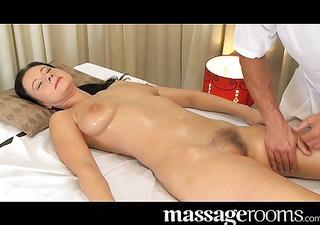 nice-looking mother i has her bushy vagina