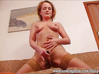 older   shaggy  ivana   vibrators both slits