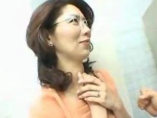 japanese woman pierced into tub