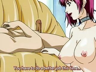 hentai lady drill