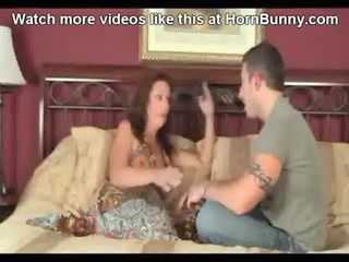 son has taboo family fuck with his lady -