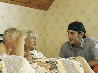 granny obtains tag teamed