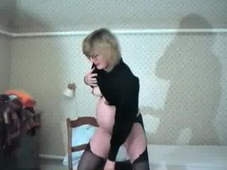 young woman pregnant - private video