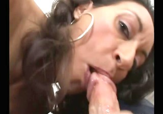 fantastic unshaved latina chick