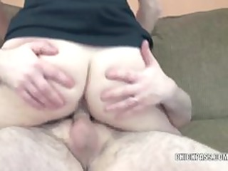 older  swinger layla rides a dick