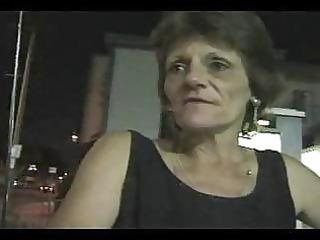 furious gangbang with a grannie