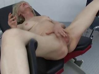 elderly says drilling is the super medicine !