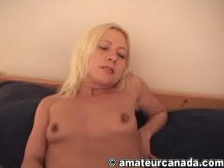 ex-wifey pale  solo masturbation joy