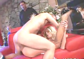 swinger wife bonks while hubby watched