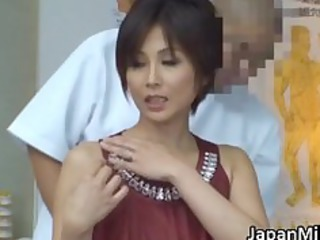 asian lady has massage and fucking part6
