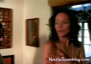 housewives getting spanked