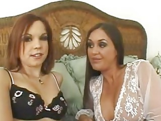 mother and daughter fuck the same teenager