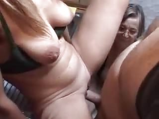 pervert german milf &; her daugther drilled &;