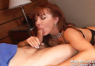 redhead mother i fucked from behind
