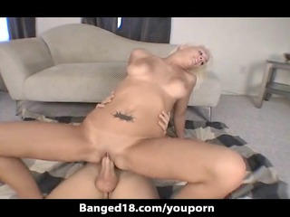 blond milf with giant bossom nailed