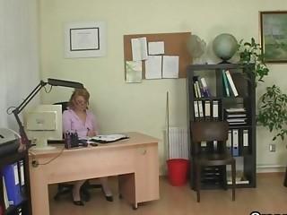grownup bureau boss forces him pierce her uneasy