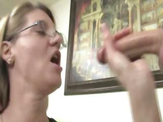 slutty sluty grown-up massages her young studs