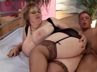 two curvy older  ladies for solitary