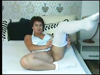 sweet woman large ol tits.