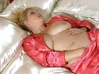 slutty mature babe inside underwear rubbing for