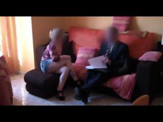 spy mature babe fucks commercial agent