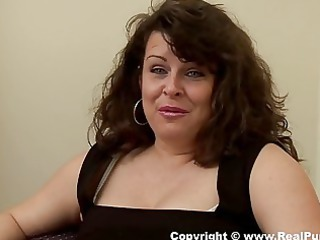 hungry chubby lady wishes some cock