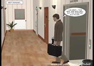 5d comic: sleepwalker