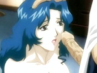 hentai mature babe doing fellatio inside sixtynine