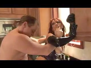ginger latex mother id like to drill