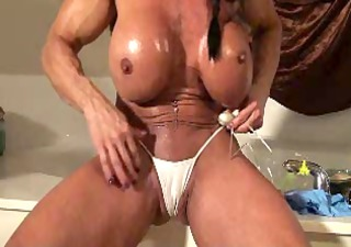 lynns muscle control dick teaser
